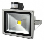 10W Motion Sensor Flood Light